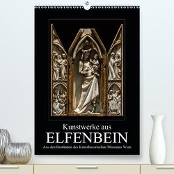 Kunstwerke aus Elfenbein (Premium, hochwertiger DIN A2 Wandkalender 2021, Kunstdruck in Hochglanz) von Bartek,  Alexander