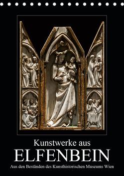 Kunstwerke aus Elfenbein (Tischkalender 2020 DIN A5 hoch) von Bartek,  Alexander
