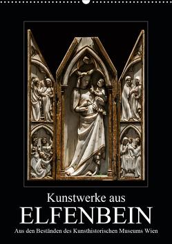 Kunstwerke aus Elfenbein (Wandkalender 2020 DIN A2 hoch) von Bartek,  Alexander