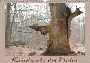 Kunstwerke der Natur (Wandkalender 2018 DIN A3 quer) von Hubner,  Katharina