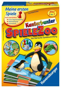 Kunterbunter Spielezoo von Haferkamp,  Kai