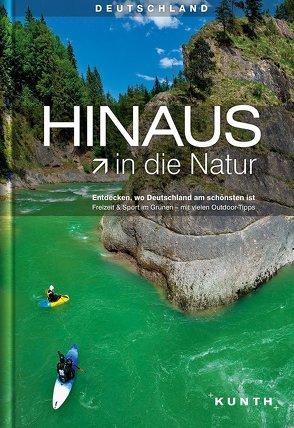 HINAUS in die Natur von KUNTH Verlag