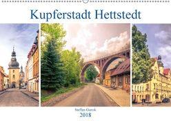 Kupferstadt Hettstedt (Wandkalender 2018 DIN A2 quer) von N.,  N.