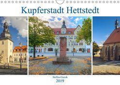 Kupferstadt Hettstedt (Wandkalender 2019 DIN A4 quer) von Gierok,  Steffen