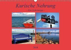 Kurische Nehrung – ein Geheimtipp (Wandkalender 2018 DIN A3 quer) von Thauwald,  Pia