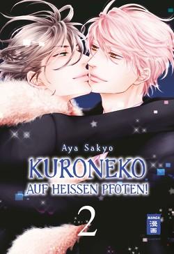 Kuroneko – Auf heißen Pfoten! 02 von Hammond,  Monika, Sakyo,  Aya