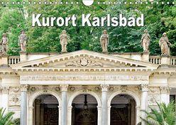 Kurort Karlsbad (Wandkalender 2018 DIN A4 quer) von Schwarze,  Nina