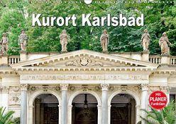 Kurort Karlsbad (Wandkalender 2019 DIN A3 quer) von Schwarze,  Nina