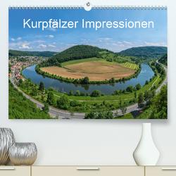 Kurpfälzer Impressionen (Premium, hochwertiger DIN A2 Wandkalender 2021, Kunstdruck in Hochglanz) von Seethaler,  Thomas