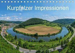 Kurpfälzer Impressionen (Tischkalender 2019 DIN A5 quer) von Seethaler,  Thomas