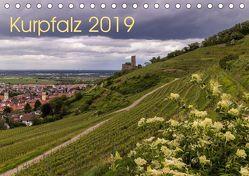 Kurpfalz 2019 (Tischkalender 2019 DIN A5 quer) von Losekann,  Holger