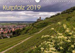 Kurpfalz 2019 (Wandkalender 2019 DIN A4 quer) von Losekann,  Holger