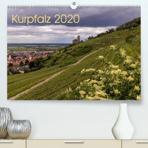 Kurpfalz 2020 (Premium, hochwertiger DIN A2 Wandkalender 2020, Kunstdruck in Hochglanz) von Losekann,  Holger