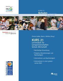 Kurs 21 von Liedtke,  Christa, Welfens,  Maria J.