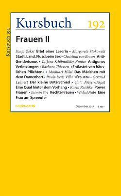 Kursbuch 192 von Felixberger,  Peter, Nassehi,  Armin