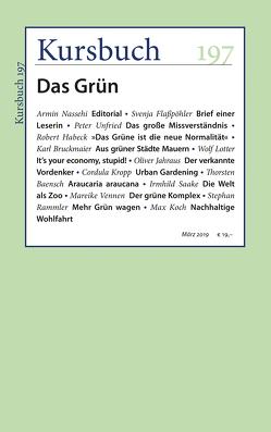 Kursbuch 197 von Felixberger,  Peter, Nassehi,  Armin