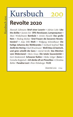 Kursbuch 200 von Felixberger,  Peter, Nassehi,  Armin