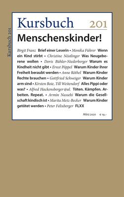 Kursbuch 201 von Felixberger,  Peter, Nassehi,  Armin