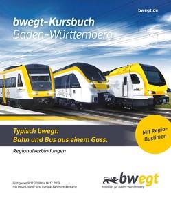 Kursbuch Baden-Württemberg 2019
