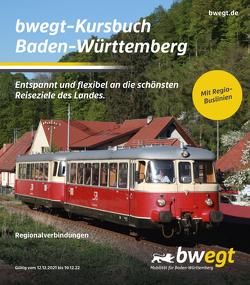 Kursbuch Baden-Württemberg 2022