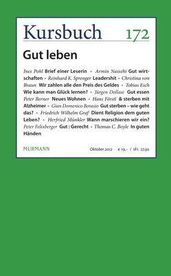 Kursbuch Nr. 172 von Nassehi,  Armin