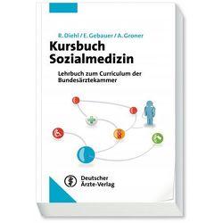 Kursbuch Sozialmedizin von Diehl,  Rainer, Gebauer,  Erika, Groner,  Alfred