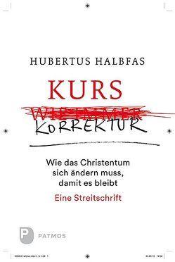 Kurskorrektur von Halbfas,  Hubertus