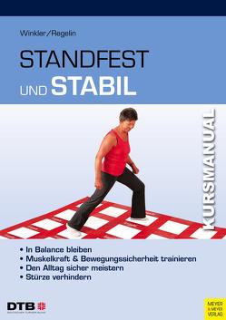 Kursmanual Standfest und stabil von Regelin,  Petra, Winkler,  Jörn