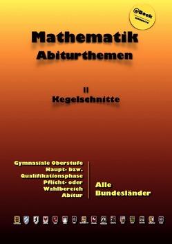 Kursthemen / Kegelschnitte von Küntzer,  Dieter