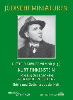 Kurt Finkenstein von Krause-Vilmar,  Dietfrid