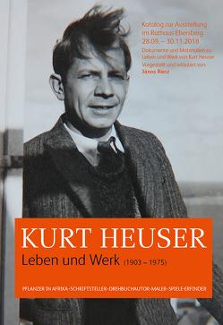 Kurt Heuser Leben und Werk von Riesz,  János