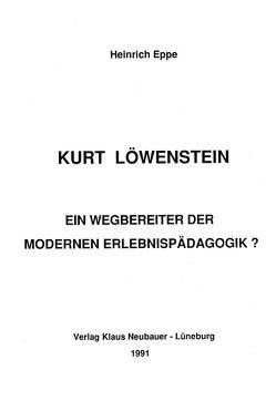 Kurt Löwenstein von Eppe,  Heinrich, Ziegenspeck,  Jörg