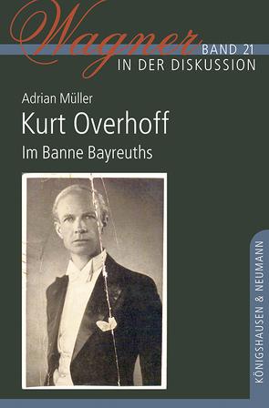 Kurt Overhoff von Müller,  Adrian