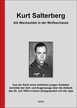 Kurt Salterberg von Salterberg,  Kurt