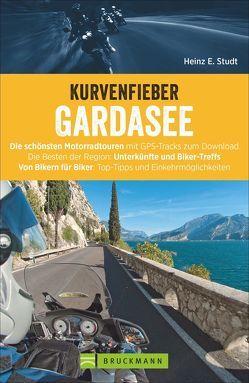 Kurvenfieber Gardasee von Studt,  Heinz E.