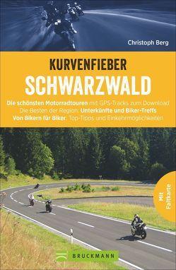 Kurvenfieber Schwarzwald von Berg,  Christoph