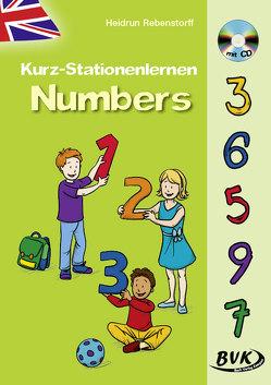 Kurz-Stationenlernen Numbers (inkl. CD) von Rebenstorff,  Heidrun