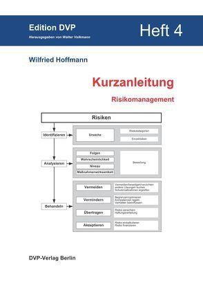 Kurzanleitung Heft 4 von Hoffmann,  Wilfried, Volkmann,  Walter