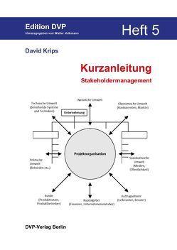 Kurzanleitung Heft 5 von Krips,  David, Volkmann,  Walter