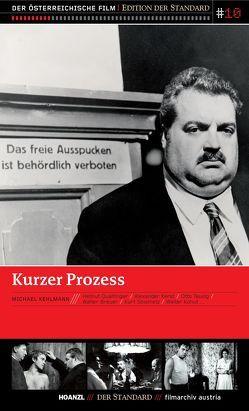 Kurzer Prozess von Kehlmann,  Michael