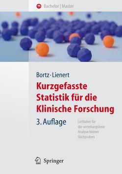 Kurzgefasste Statistik für die klinische Forschung von Bortz,  Jürgen, Lienert,  Gustav A.