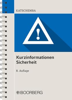 Kurzinformationen Sicherheit von Katschemba,  Torsten