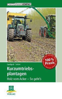 Kurzumtriebsplantagen von Landgraf,  Dirk, Setzer,  Frank