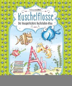 Kuschelflosse – Der knusperleckere Buchstaben-Klau – Band 5 von Müller,  Nina