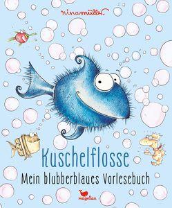 Kuschelflosse – Mein blubberblaues Vorlesebuch von Müller,  Nina
