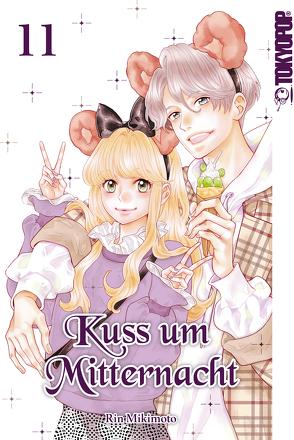 Kuss um Mitternacht 11 von Mikimoto,  Rin