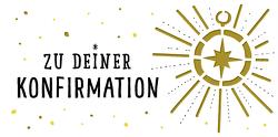 Kuvert für einen Geld- oder Gutschein – Zu deiner Konfirmation von Sander,  Gesa