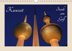 Kuwait, Stadt am Golf (Wandkalender 2019 DIN A4 quer) von Woehlke,  Juergen