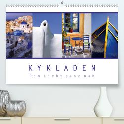 KYKLADEN Dem Licht ganz nah (Premium, hochwertiger DIN A2 Wandkalender 2021, Kunstdruck in Hochglanz) von Dehnicke,  Christian