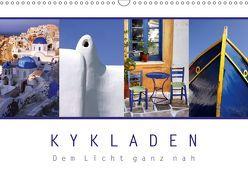 KYKLADEN Dem Licht ganz nah (Wandkalender 2019 DIN A3 quer) von Dehnicke,  Christian